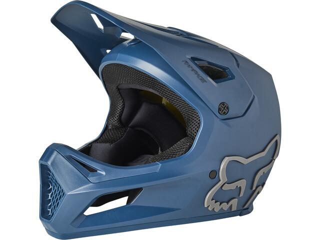 Fox Rampage Helmet Youth, niebieski